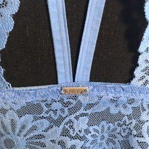 PINK Victoria's Secret Intimates & Sleepwear - PINK by VS Wildflower Lace Bralette Size Medium